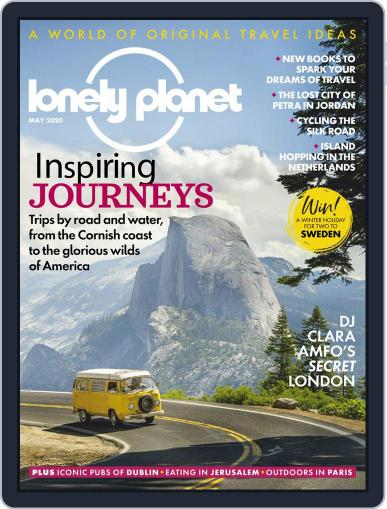 Lonely Planet (Digital) May 1st, 2020 Issue Cover