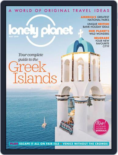 Lonely Planet (Digital) May 1st, 2019 Issue Cover