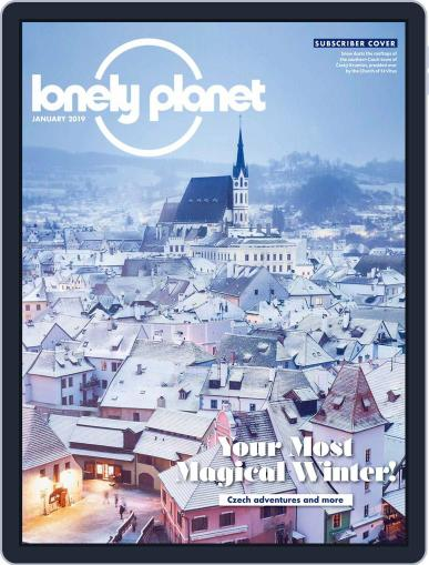 Lonely Planet (Digital) January 1st, 2019 Issue Cover