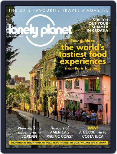 Lonely Planet (Digital) October 1st, 2018 Issue Cover