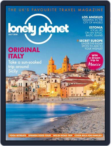 Lonely Planet (Digital) June 1st, 2018 Issue Cover
