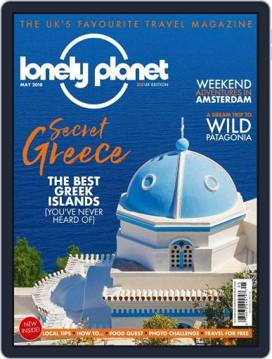 Lonely Planet May 1st, 2018 Digital Back Issue Cover