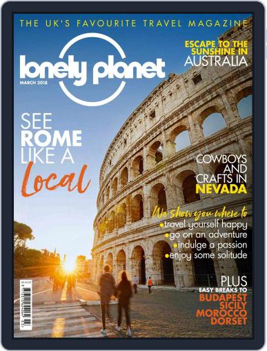 Lonely Planet (Digital) March 1st, 2018 Issue Cover