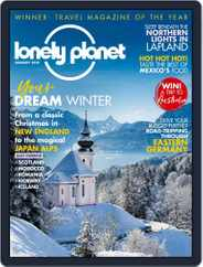 Lonely Planet (Digital) Subscription January 1st, 2018 Issue