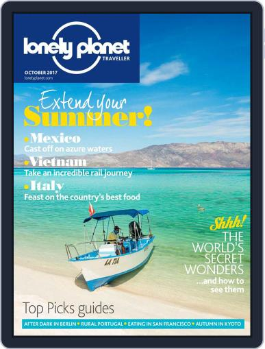 Lonely Planet (Digital) October 1st, 2017 Issue Cover