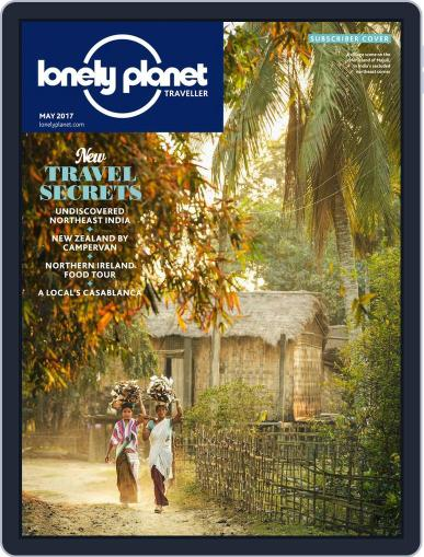 Lonely Planet (Digital) May 1st, 2017 Issue Cover