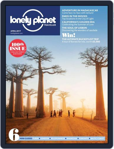 Lonely Planet (Digital) April 1st, 2017 Issue Cover