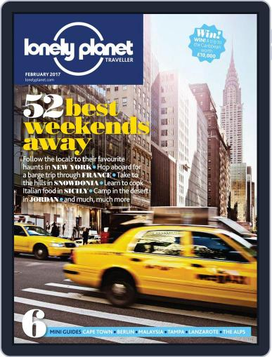 Lonely Planet (Digital) February 1st, 2017 Issue Cover