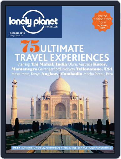 Lonely Planet (Digital) October 1st, 2015 Issue Cover