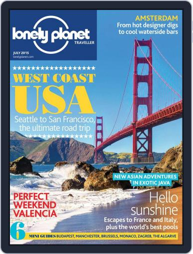 Lonely Planet June 12th, 2015 Digital Back Issue Cover