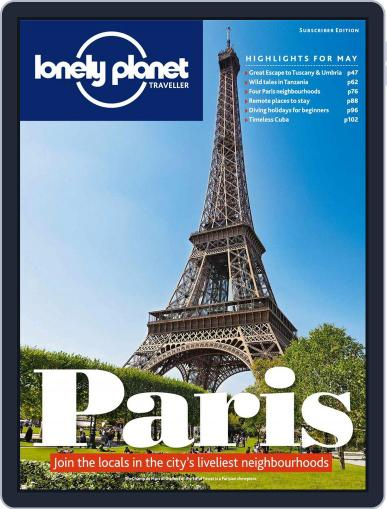 Lonely Planet (Digital) March 31st, 2015 Issue Cover