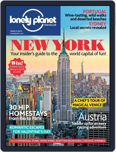 Lonely Planet (Digital) February 5th, 2015 Issue Cover