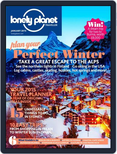 Lonely Planet December 4th, 2014 Digital Back Issue Cover
