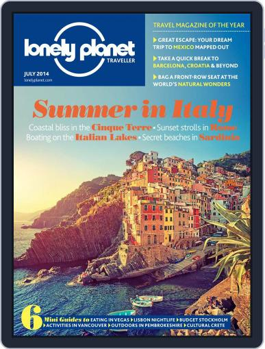 Lonely Planet (Digital) June 5th, 2014 Issue Cover