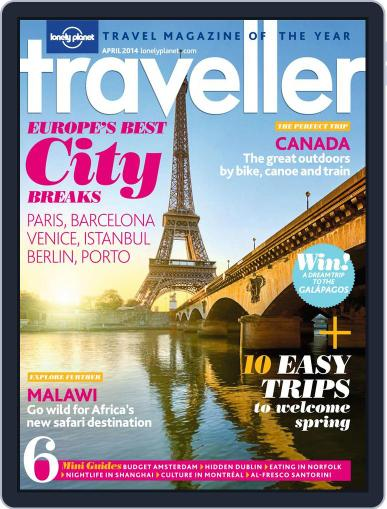 Lonely Planet (Digital) March 6th, 2014 Issue Cover