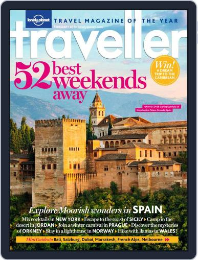 Lonely Planet (Digital) January 8th, 2014 Issue Cover
