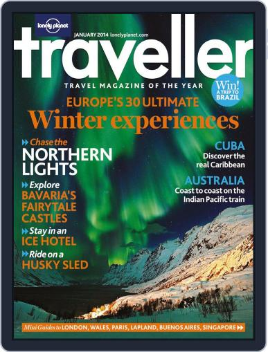 Lonely Planet December 12th, 2013 Digital Back Issue Cover
