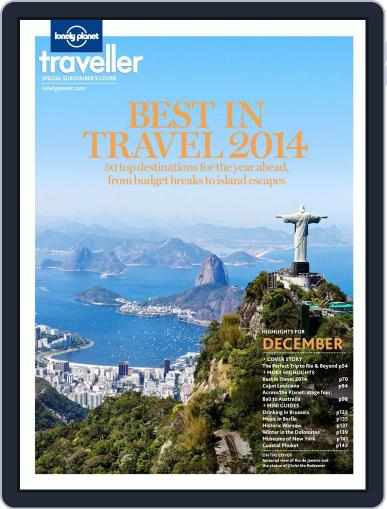Lonely Planet (Digital) November 11th, 2013 Issue Cover