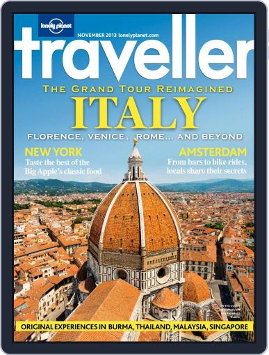Lonely Planet (Digital) October 3rd, 2013 Issue Cover