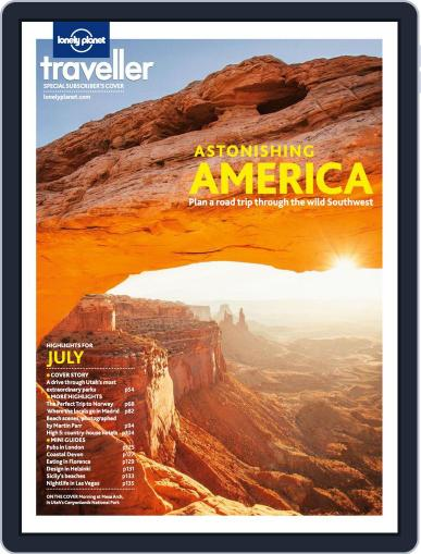Lonely Planet June 5th, 2013 Digital Back Issue Cover