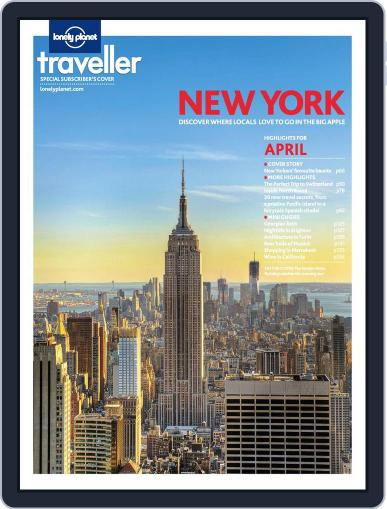 Lonely Planet March 9th, 2013 Digital Back Issue Cover