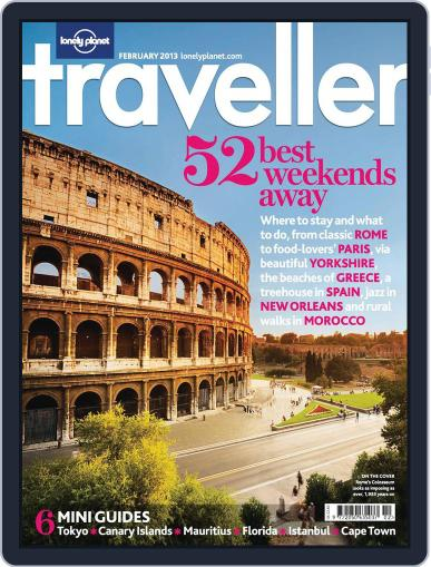 Lonely Planet (Digital) January 11th, 2013 Issue Cover