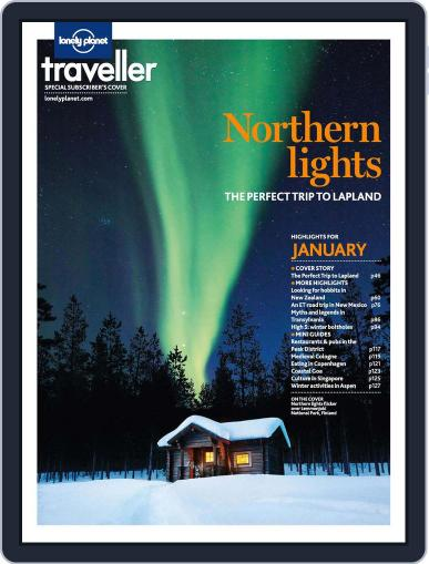 Lonely Planet (Digital) December 6th, 2012 Issue Cover