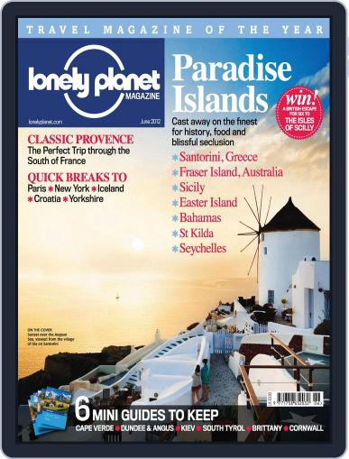 Lonely Planet (Digital) May 23rd, 2012 Issue Cover
