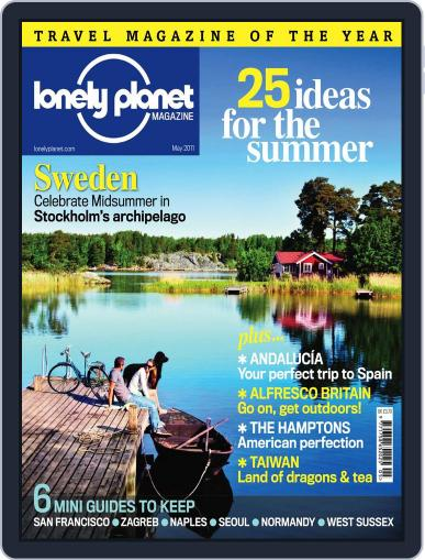 Lonely Planet (Digital) April 29th, 2011 Issue Cover