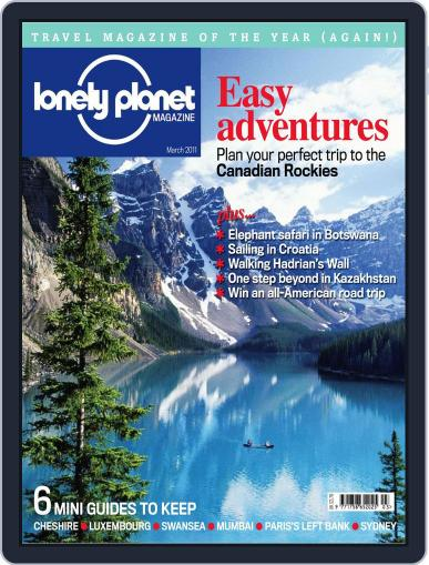 Lonely Planet (Digital) February 24th, 2011 Issue Cover