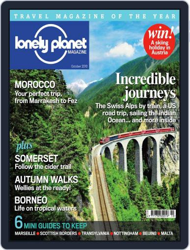 Lonely Planet (Digital) September 22nd, 2010 Issue Cover