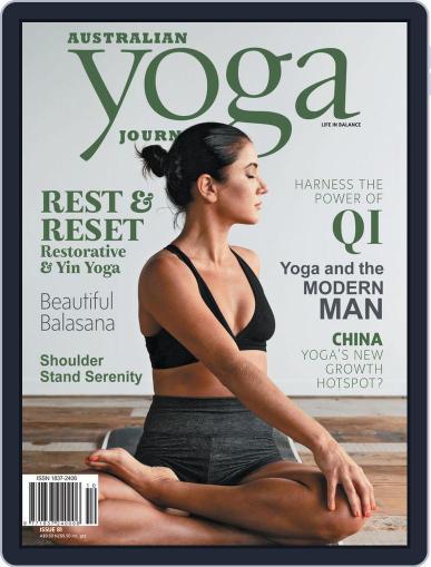 Australian Yoga Journal (Digital) February 1st, 2020 Issue Cover