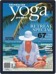 Australian Yoga Journal (Digital) Subscription July 1st, 2019 Issue