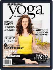 Australian Yoga Journal (Digital) Subscription July 1st, 2018 Issue