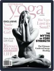 Australian Yoga Journal (Digital) Subscription April 1st, 2018 Issue