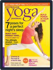 Australian Yoga Journal (Digital) Subscription January 22nd, 2014 Issue