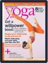 Australian Yoga Journal (Digital) Subscription April 23rd, 2013 Issue