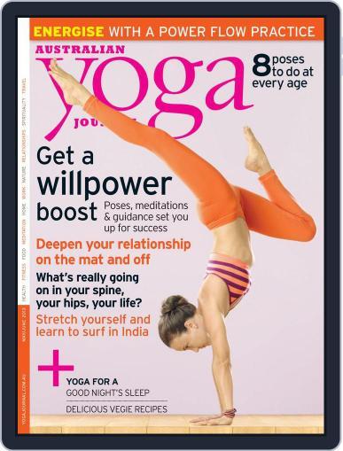 Australian Yoga Journal (Digital) April 23rd, 2013 Issue Cover