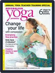 Australian Yoga Journal (Digital) Subscription December 4th, 2012 Issue