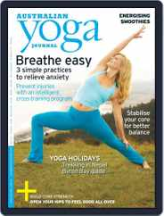 Australian Yoga Journal (Digital) Subscription October 16th, 2012 Issue