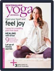 Australian Yoga Journal (Digital) Subscription June 5th, 2012 Issue