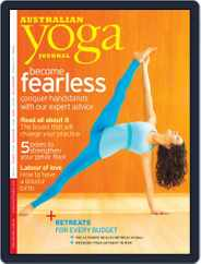 Australian Yoga Journal (Digital) Subscription March 15th, 2012 Issue