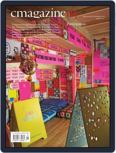 C (Digital) September 9th, 2012 Issue Cover