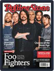 Rolling Stone Australia (Digital) Subscription October 1st, 2017 Issue