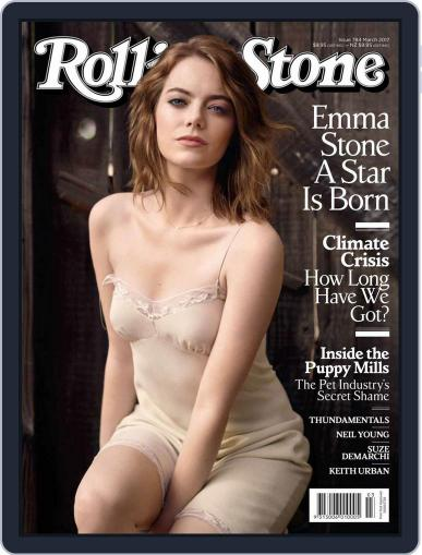Rolling Stone Australia (Digital) March 1st, 2017 Issue Cover