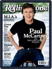 Rolling Stone Australia (Digital) Subscription October 1st, 2016 Issue