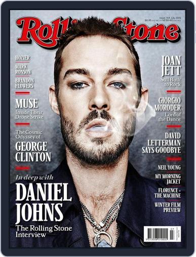 Rolling Stone Australia (Digital) June 3rd, 2015 Issue Cover