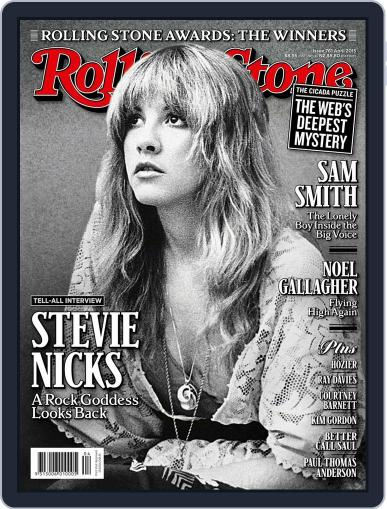 Rolling Stone Australia (Digital) March 4th, 2015 Issue Cover
