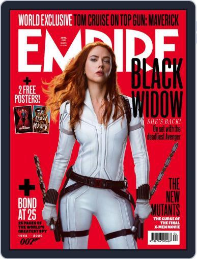 Empire Australasia April 1st, 2020 Digital Back Issue Cover
