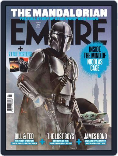 Empire Australasia March 1st, 2020 Digital Back Issue Cover
